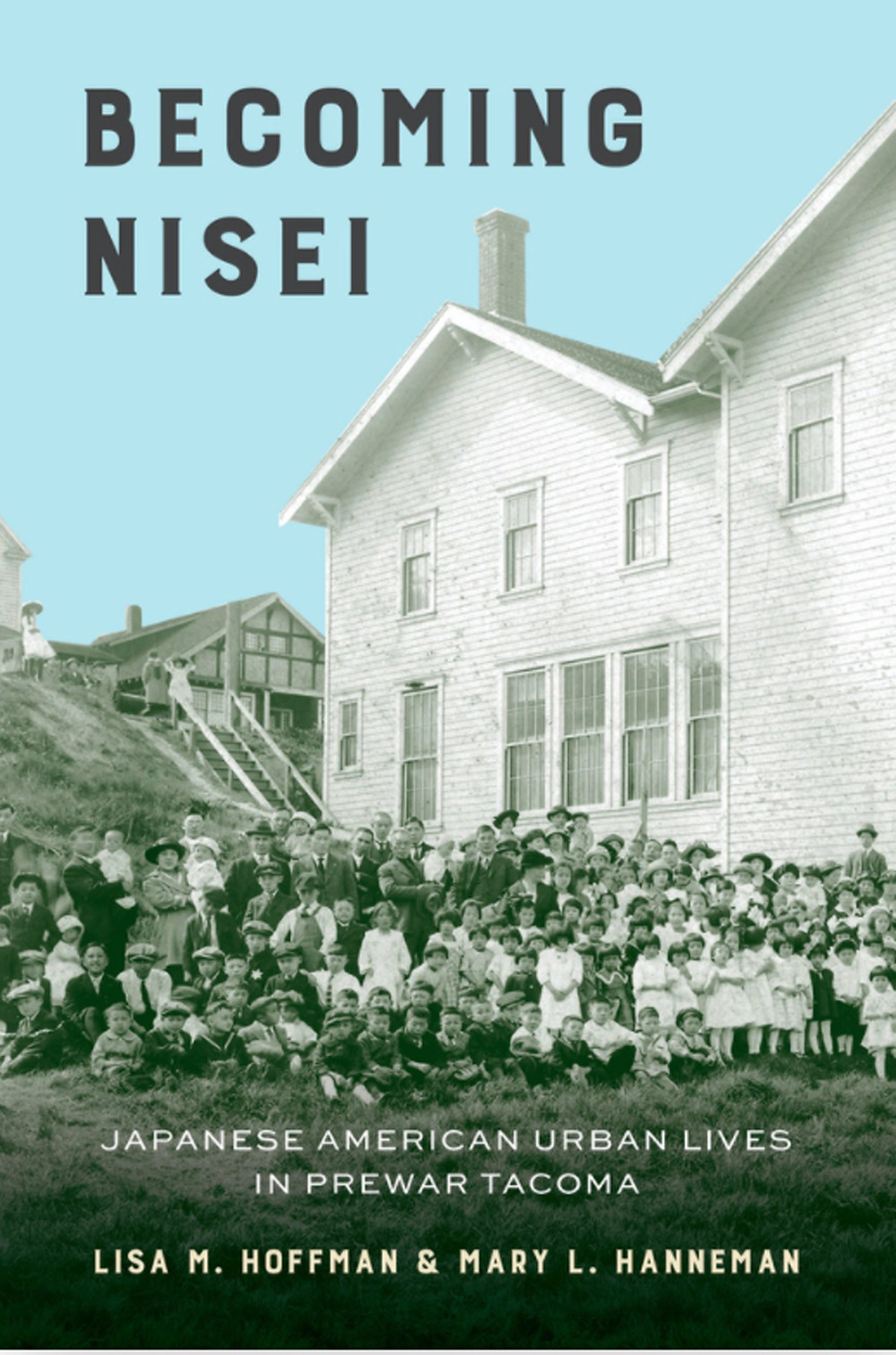 Cover photo of book Becoming Nisei