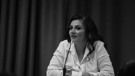 Η Μαρία Τσιάκα στις Culturίστριες