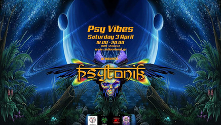 Psy Vibes Presents... Psytronik