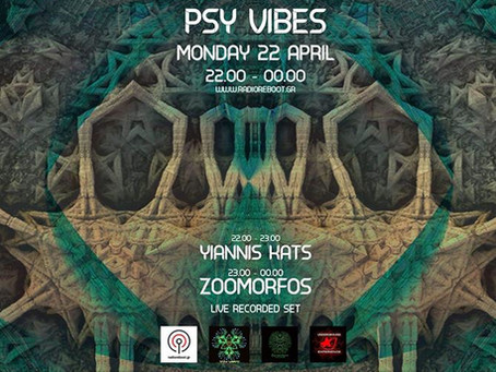 Psy Vibes - Yiannis Kats & Zoomorfos