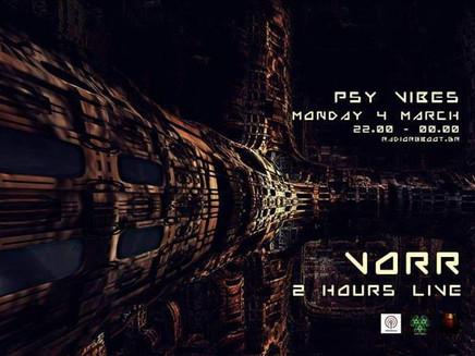 Psy Vibes - Vörr live set