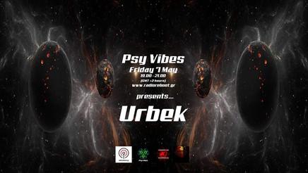 Psy Vibes Presents... Urbek