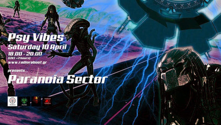 Psy Vibes Presents... Paranoia Sector