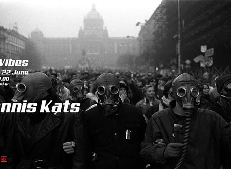 Psy Vibes Presents Yiannis Kats