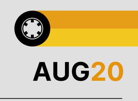 Radio Reboot Mixtape: August 2020