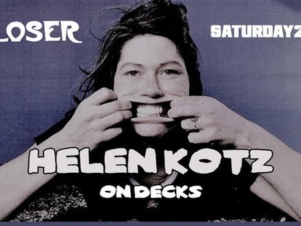 Helen Kotz on decks
