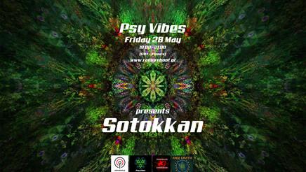 Psy Vibes Presents... Sotokkan