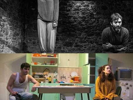 «Όφις και κρίνο» & «Φτερά μπεκάτσας»: Δύο παραστάσεις για δύο διαφορετικές εποχές και φάσεις του