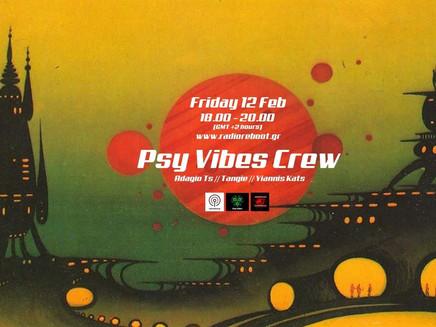 Psy Vibes Crew live!