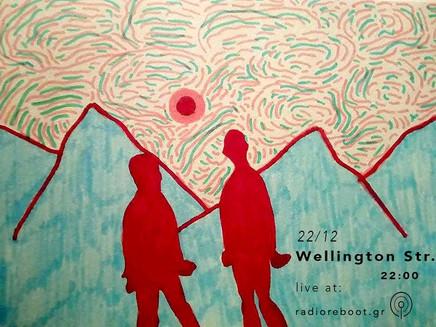 Wellington Str. Live @ Radio Reboot