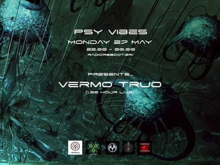 Vermo Truo live @ Psy Vibes