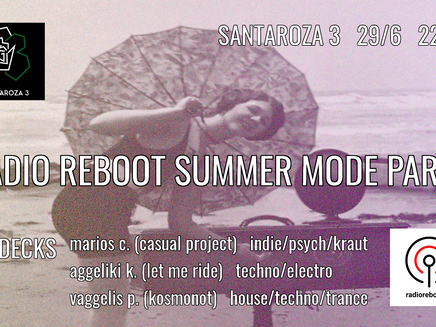 Radio Reboot Summer Mode Party