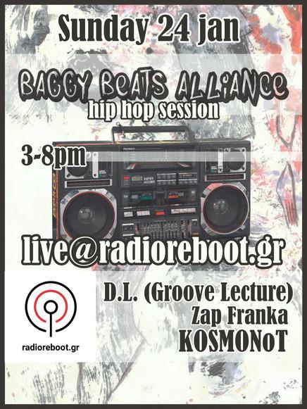 Baggy Beats Alliance Hip-Hop Session