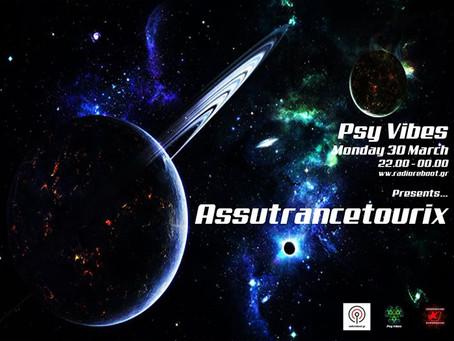 Psy Vibes presents Assutrancetourix