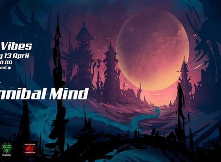Psy Vibes Presents Cannibal Mind