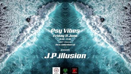 Psy Vibes Presents... J.P.illusion