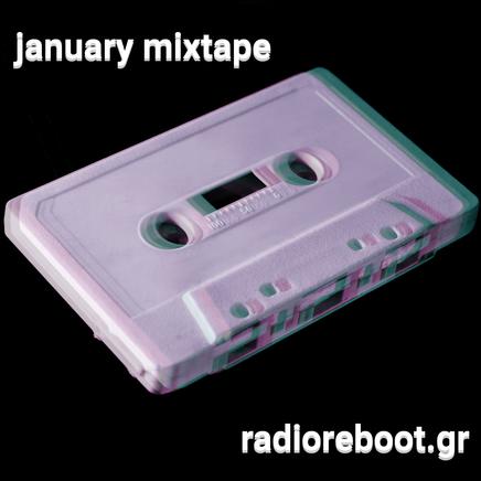 Radio Reboot Mixtape: January 2021