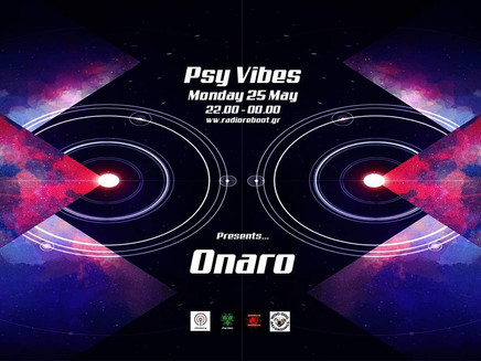 Psy Vibes Presents Onaro