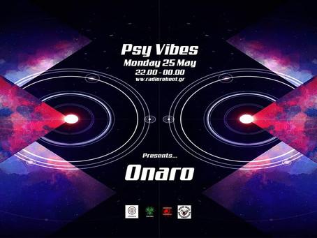 Psy Vibes Presents Onaro