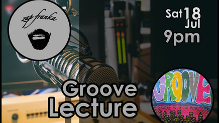 Zap Franka @ The Groove Lecture