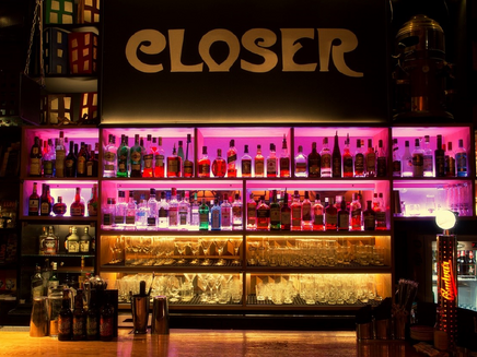 Closer Goes Pink
