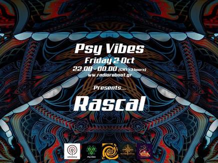 Psy Vibes Presents Rascal