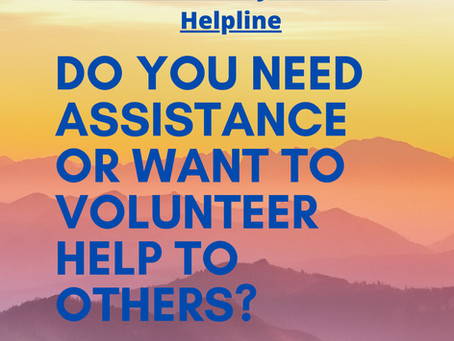 Sublette County COVID-19 Helpline Begins 03/24/20