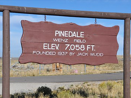 Pinedale Airport Project Updates