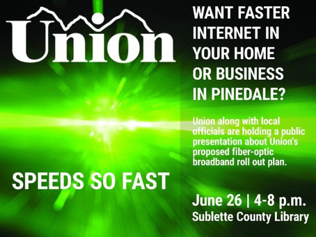 Union Wireless Public Meeting / Open House