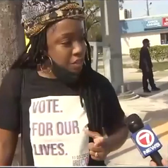 Speaking out against Police Brutality
