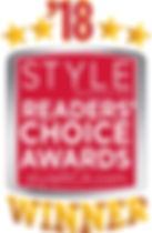 Style Magazine Readers Choice Award Winner Wedding