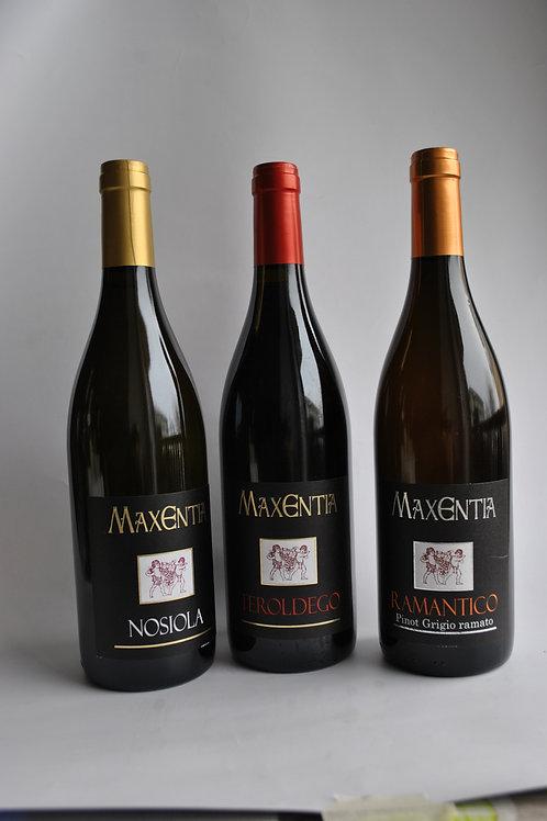 Tris di vini