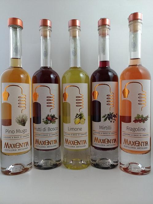 Liquori alla frutta 0.50 l