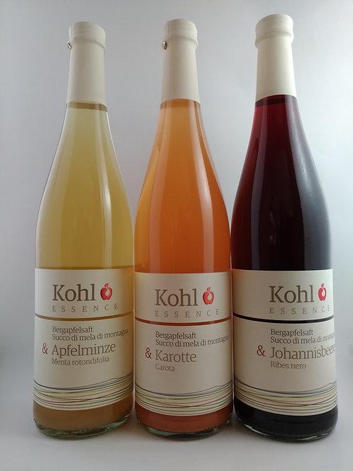 Succo di mela Kohl + frutta 0.75 l