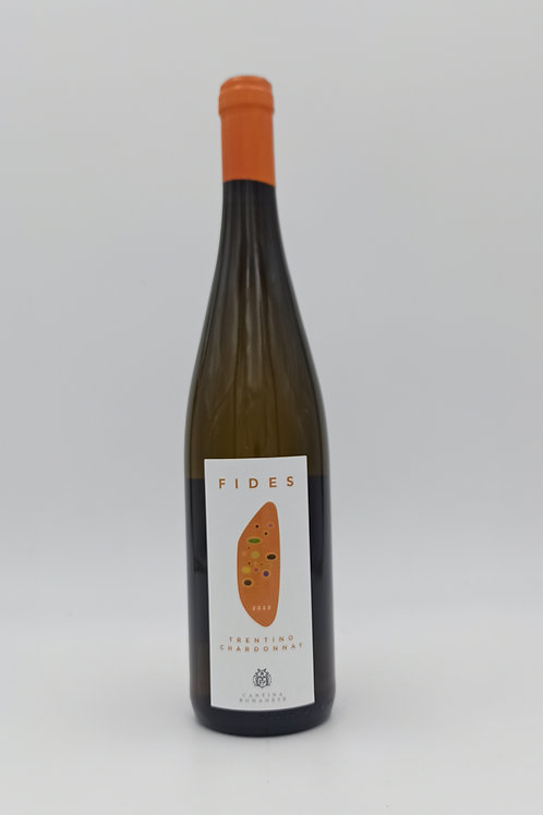 Chardonnay Fides cantina Romanese