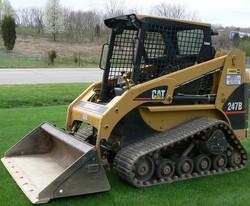 Cat 247 Loader