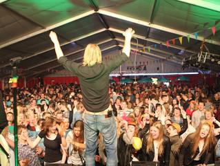 Tentfeest zaterdag 2015