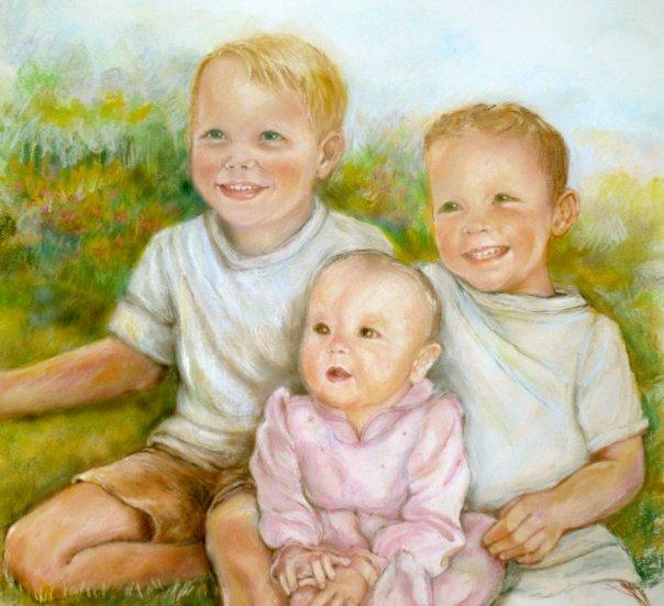 Sype Grandchildren