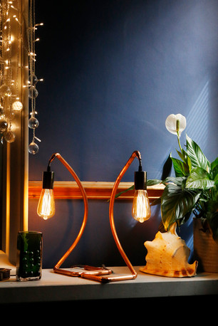 Signet table lamps