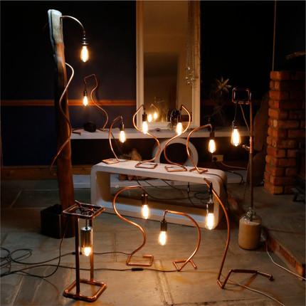Lamp Range