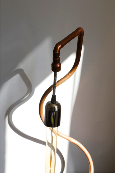 Deft Lamp detail