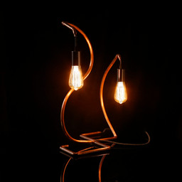 Swan & Signet Table Lamps