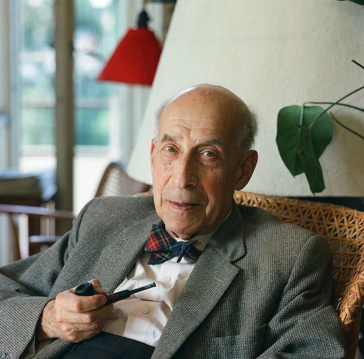 Josef Frank porträtt