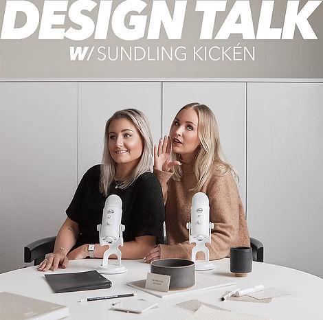 Design w/ Sundling Kickén podcast