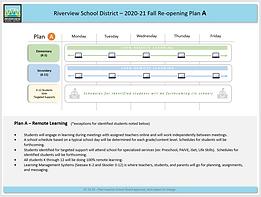 RSD407 Fall 20 Re-opening Plan B Rev 1.7