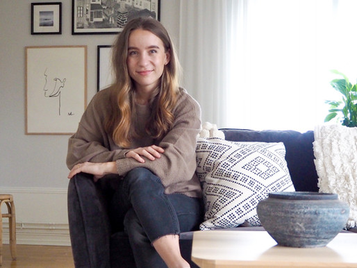 Elevintervju: Jonna Liess jobbar som homestylist!