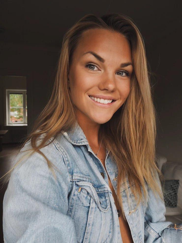 Elev Maja Persson homestylist