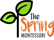 The Sring Montessori Logo