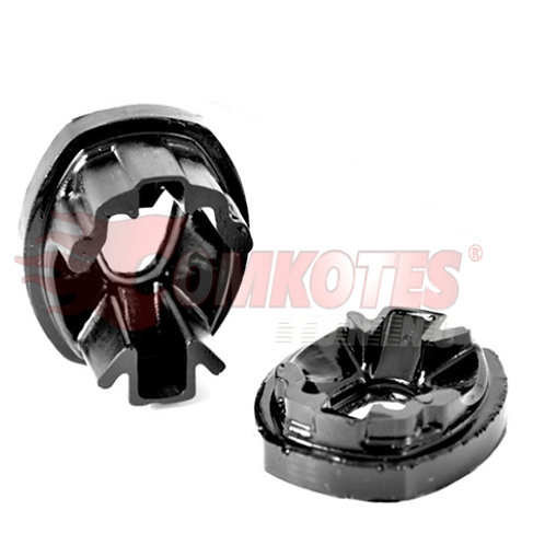 Powerflex Black Series Lower Engine Mount (208 Gti / DS3 Racing)