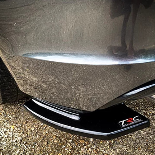 Audi S3 8V (PFL) Hatchback Rear Spats by TRC